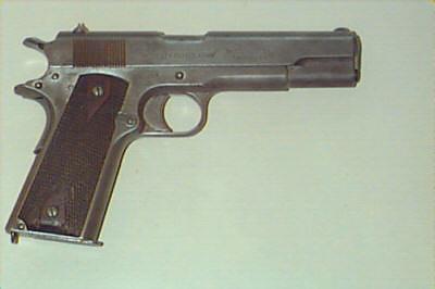 1918 Vintage Army 1911 Colt