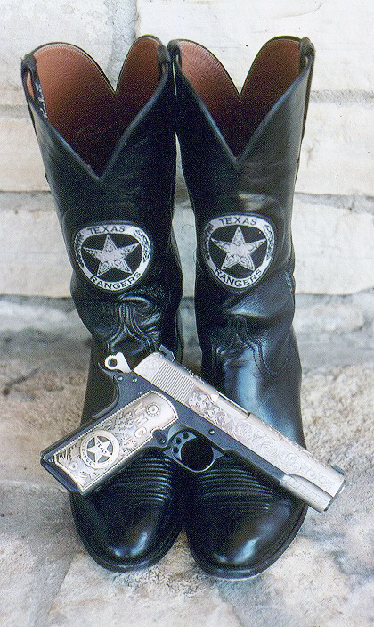 Texas Ranger Colt .45