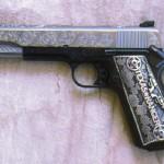 Texas Ranger Matt Cawthon's M1911