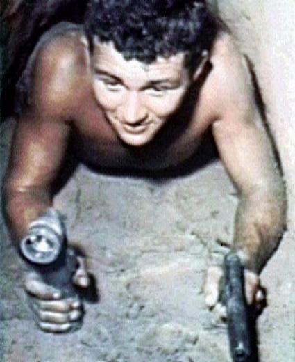 """""""Tunnel Rat"""" in Nam"""