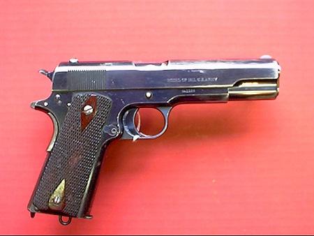 Colt Serial No. 1136