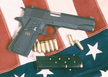 Springfield Mil-Spec 1911A1