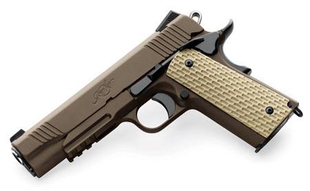 Kimber Desert Warrior 1911 Pistol