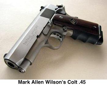 Mark Allen Wilson Colt 1911