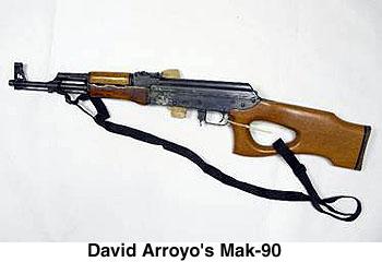 David Arroyo's Mak-90