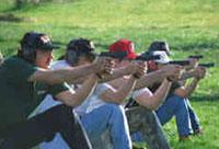 Class at Cumberland Tactics