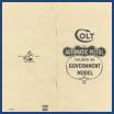 M1911 Manuals & Blueprints