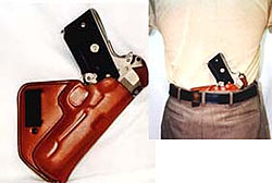"""Small-of-the-Back"" Holster"