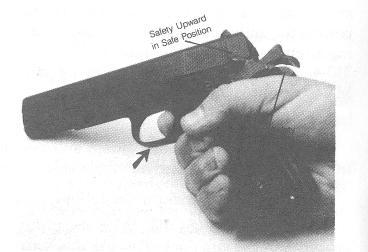 Figure 2. Grip safety test.