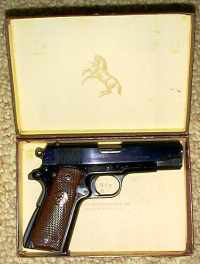 1950 Commander in original box