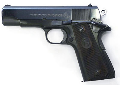 Colt Commander, 1950
