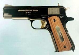 M15 General Officers Model .45 Caliber Pistol
