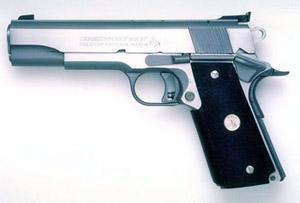 Colt Gold Cup Pistol
