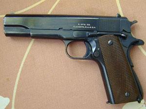 Singer M1911 Pistol