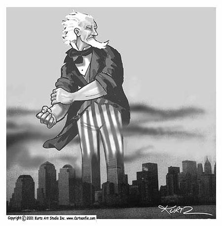 WTC - Unce Sam Ready