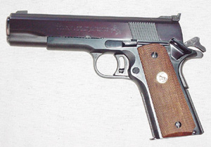 Colt National Match Pistol