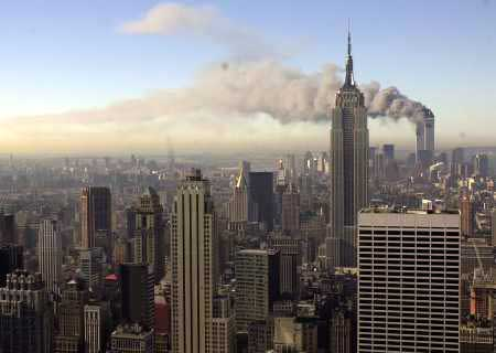 World Trade Center Crash NY 196