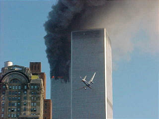 WTC World Trade Plane