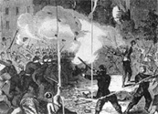 Civil War - Baltimore Mob