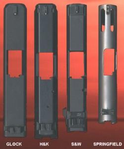 Pistol Slides