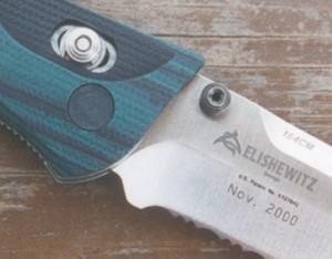 Benchmade Ares Axis Lock Folder