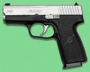 Kahr P9 Pistol