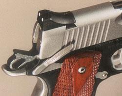 Kimber Pro CDP II - rear