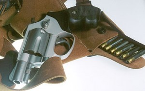 S&W Model 637 Revolver