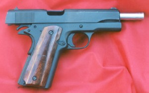 A real 1911, not alloyed with any bells and whistles