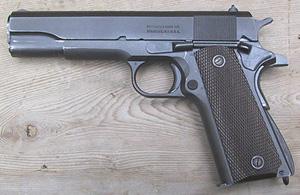 Remington Rand M1911A1 Pistol