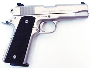 Colt MK IV Series 70 Pistol