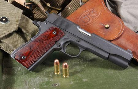 Springfield Armory Mil-Spec 1911