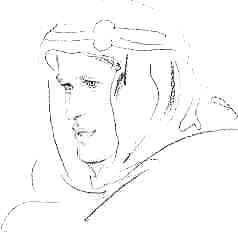 T.E. Lawrence - Lawrence of Arabia