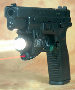 Weapon-Mounted Tactical Light Systems