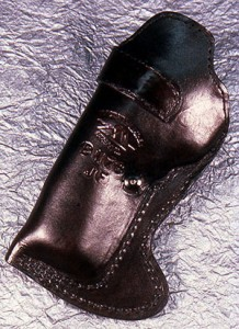 Black Hills Leather IWB Holster, Second View