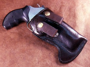 Black Hills Leather IWB Holster