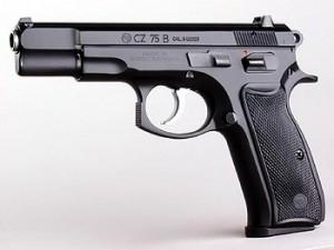 CZ-75B Pistol