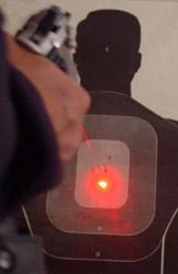 Crimson Trace LaserGrips LG-201