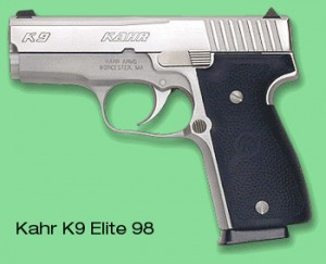 Kahr K9 Elite 98
