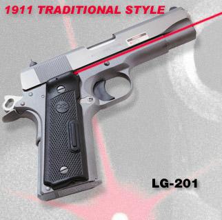 Crimson Trace LaserGrips LG-201 Photo