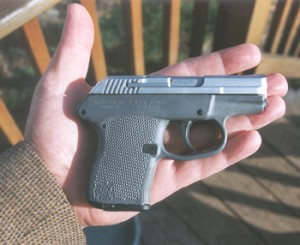 Kel-Tec P32 Pistol