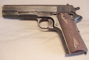 Remington-UMC 1911 Pistol