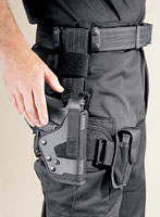 Uncle Mike's Sidekick Pro Dual Retention Tactical Holster