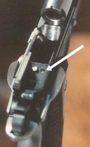 Kimber Series II Firing Pin Block Safety