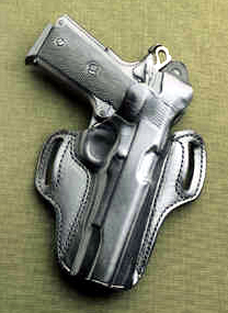 DeSantis Holster and a 1911 COCKED AND LOCKED