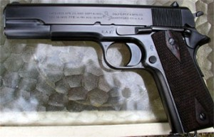 When to Restore a 1911