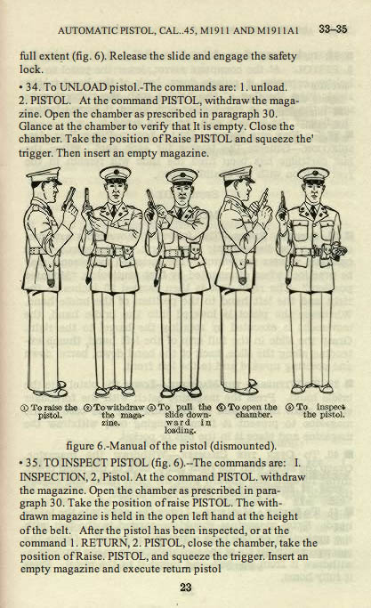 M1911 Manual - Page 29