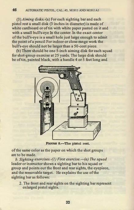 M1911 Manual - Page 38