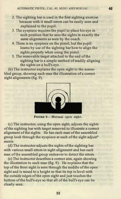 M1911 Manual - Page 39