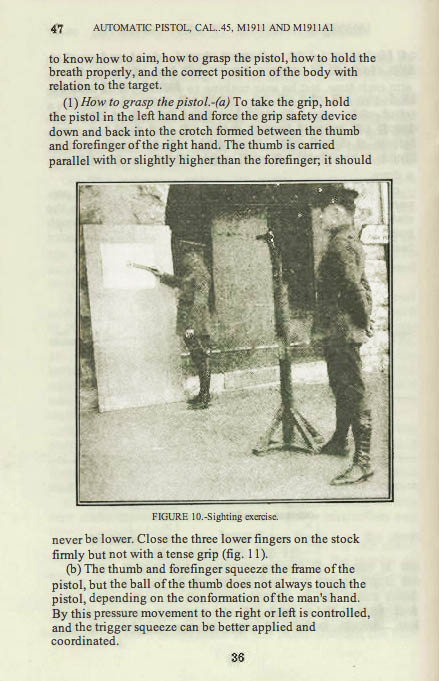 M1911 Manual - Page 42